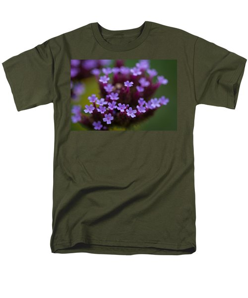 tiny blossoms II Men's T-Shirt  (Regular Fit) by Andreas Levi