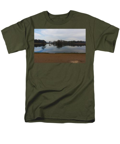 Men's T-Shirt  (Regular Fit) featuring the photograph Tranquil by Maj Seda