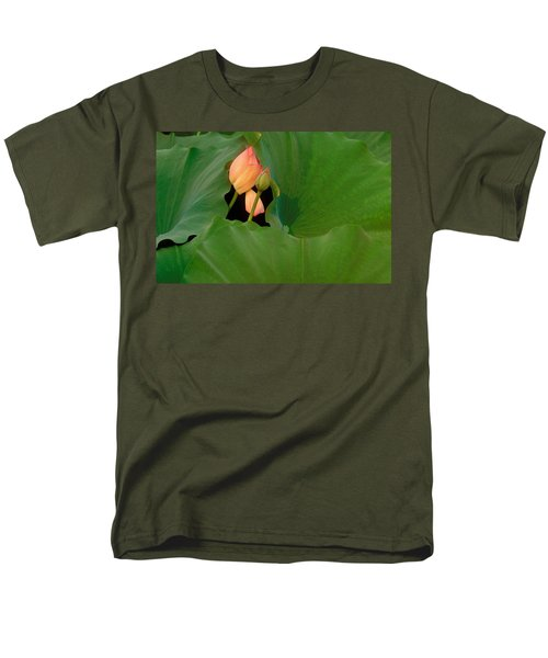 Water Lily Men's T-Shirt  (Regular Fit) by Mark Greenberg