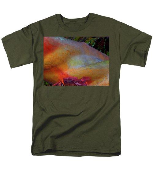 Men's T-Shirt  (Regular Fit) featuring the digital art Wonder by Richard Laeton
