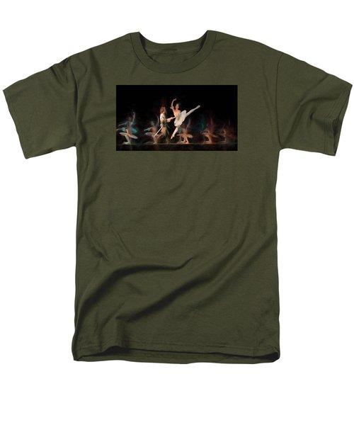 Ballerina  Men's T-Shirt  (Regular Fit) by Louis Ferreira