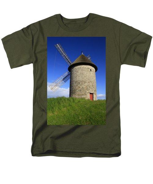 The Old Mill Men's T-Shirt  (Regular Fit) by Martina Fagan