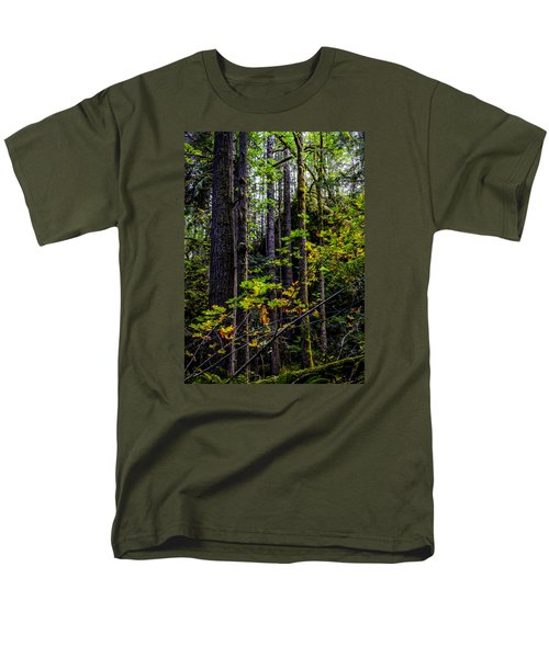 All Lit Up Men's T-Shirt  (Regular Fit) by Ronda Broatch