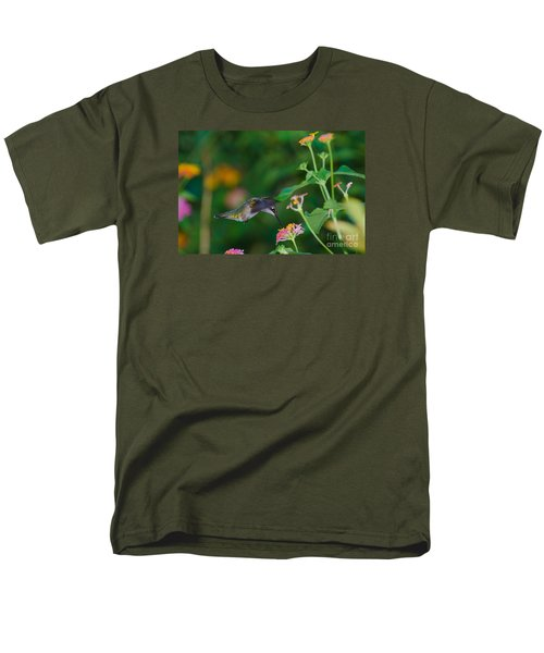 Awesome Beauty Men's T-Shirt  (Regular Fit) by Donna Brown