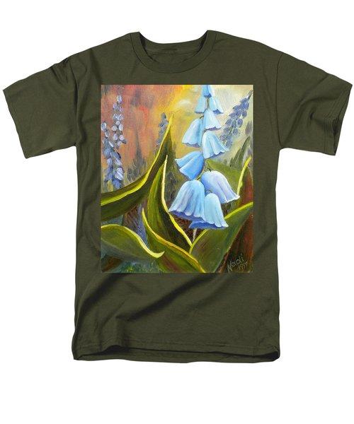 Baby Blues Men's T-Shirt  (Regular Fit) by Renate Nadi Wesley