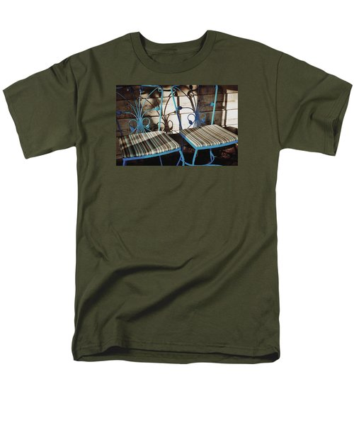 Blooming Seats Men's T-Shirt  (Regular Fit)