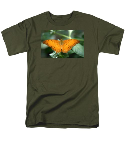 Butterfly Men's T-Shirt  (Regular Fit) by Jerry Cahill