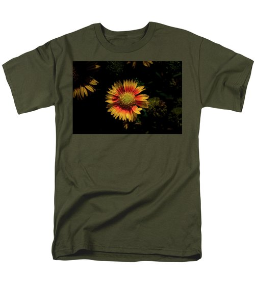 Men's T-Shirt  (Regular Fit) featuring the photograph Coneflower by Jay Stockhaus