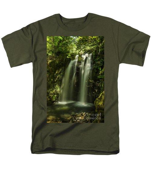 Cool Down Men's T-Shirt  (Regular Fit) by Nick Boren