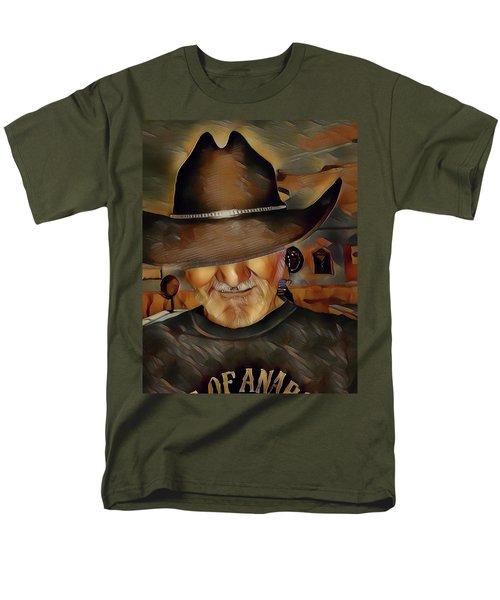 Cowboy Men's T-Shirt  (Regular Fit) by Robert Smith