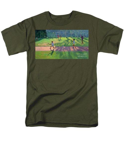 Cricket Sri Lanka Men's T-Shirt  (Regular Fit) by Andrew Macara