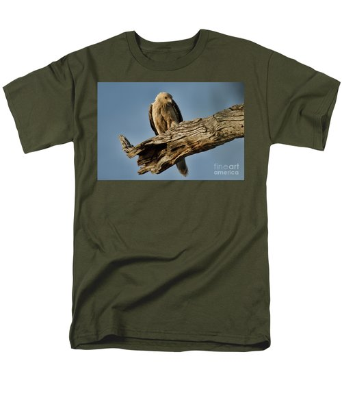 Men's T-Shirt  (Regular Fit) featuring the photograph Curious by Douglas Barnard