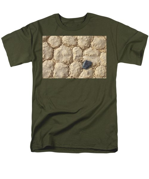 Men's T-Shirt  (Regular Fit) featuring the photograph Death Valley Mud by Breck Bartholomew