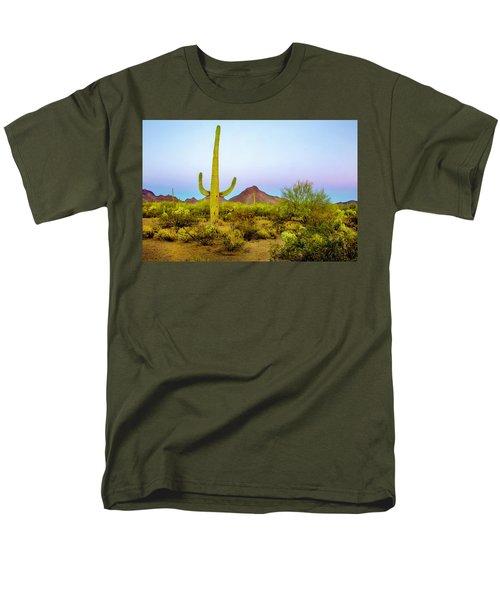 Desert Beauty Men's T-Shirt  (Regular Fit)