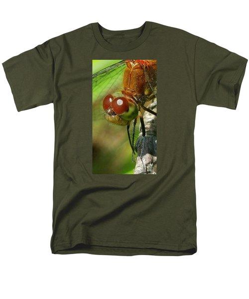 Dragonfly Men's T-Shirt  (Regular Fit) by Bruce Carpenter