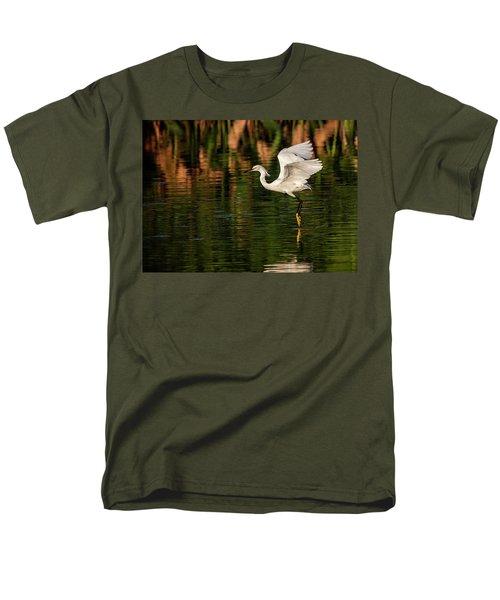 En Pointe Men's T-Shirt  (Regular Fit) by Cyndy Doty