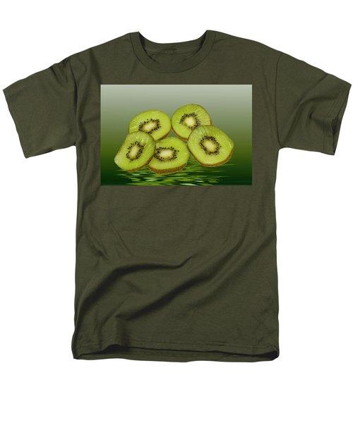 Fresh Kiwi Fruits Men's T-Shirt  (Regular Fit)