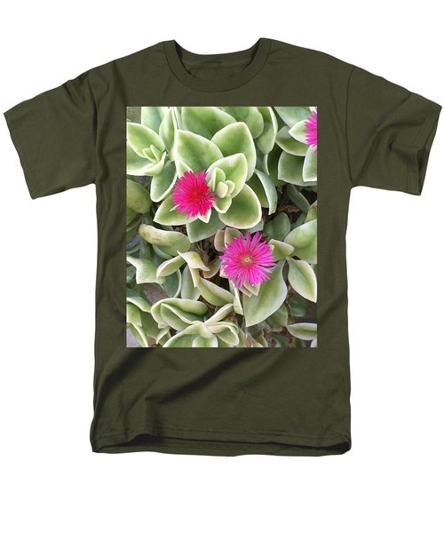 In The Pink Men's T-Shirt  (Regular Fit) by Kay Gilley