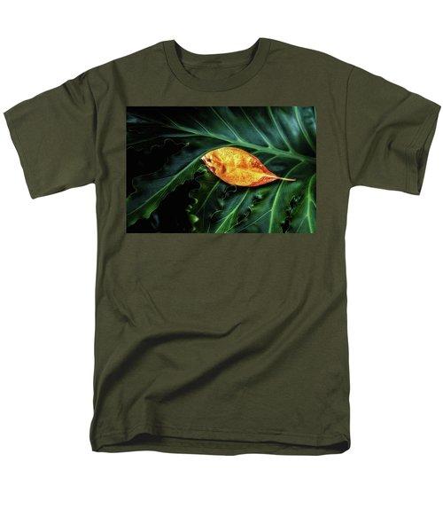Men's T-Shirt  (Regular Fit) featuring the photograph Life Cycle Still Life by Tom Mc Nemar