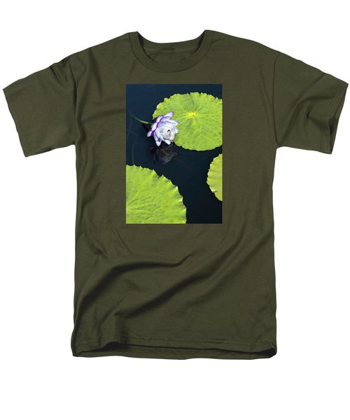 Men's T-Shirt  (Regular Fit) featuring the photograph Lily Love by Suzanne Gaff