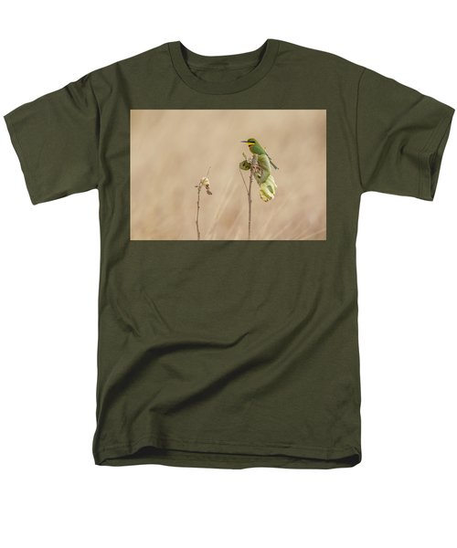 Little Bee-eater Men's T-Shirt  (Regular Fit) by Kathy Adams Clark