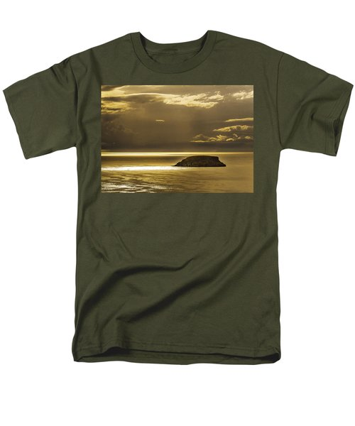Moonscape Men's T-Shirt  (Regular Fit) by Patrick Kain