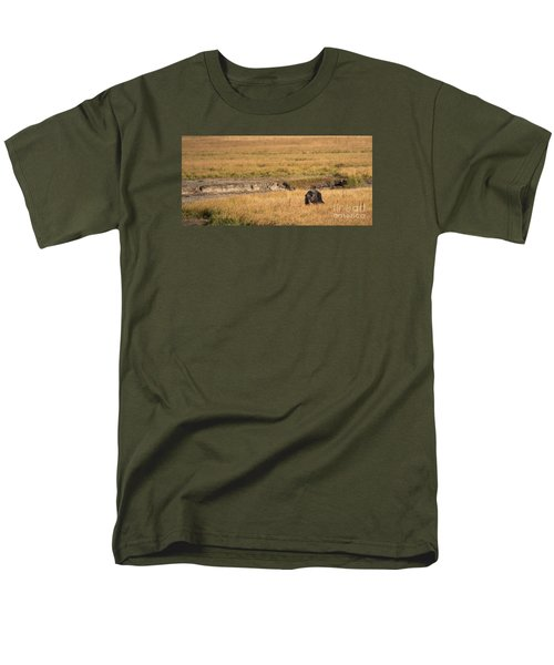 On The Move Men's T-Shirt  (Regular Fit) by Sandy Molinaro