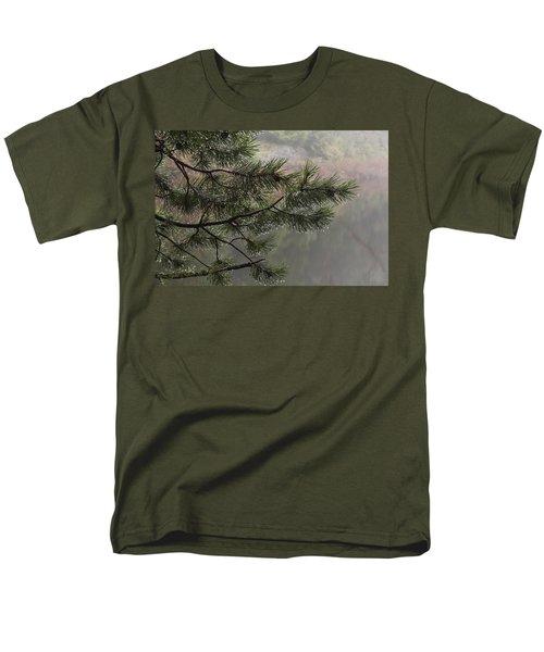 Rain Drops Men's T-Shirt  (Regular Fit)