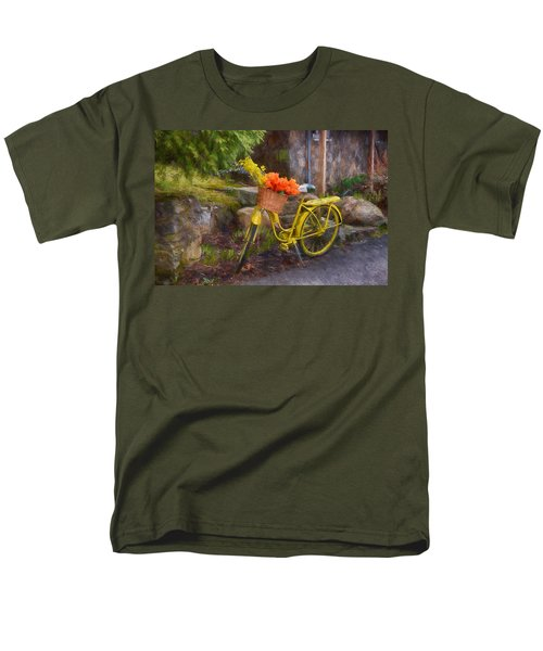 Ready To Go Men's T-Shirt  (Regular Fit) by Tricia Marchlik