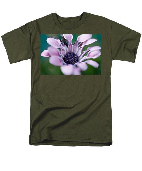 Soft Purple Men's T-Shirt  (Regular Fit) by Michaela Preston