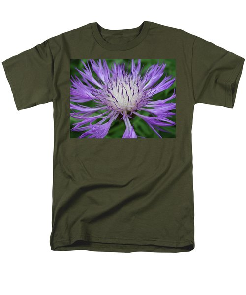 Summer Blooms Men's T-Shirt  (Regular Fit) by Rebecca Overton