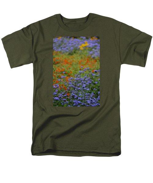 Summer's Garden Men's T-Shirt  (Regular Fit) by Tim Good