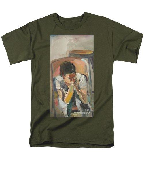 Wait Child Men's T-Shirt  (Regular Fit)