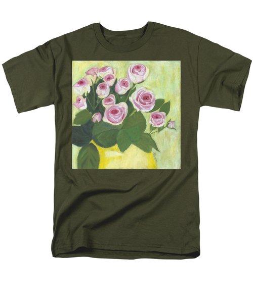 15 Pinks Men's T-Shirt  (Regular Fit) by Arlene Crafton