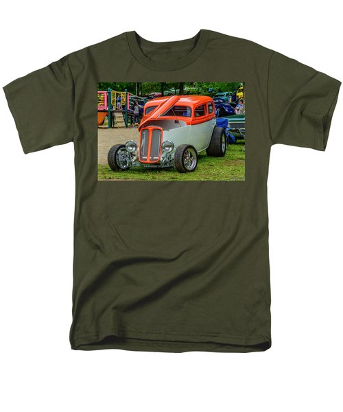 1933 Pontiac Sedan Street Rod Men's T-Shirt  (Regular Fit) by Ken Morris