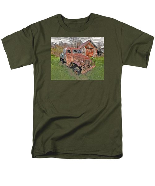 1941 Dodge Truck #2 Men's T-Shirt  (Regular Fit)