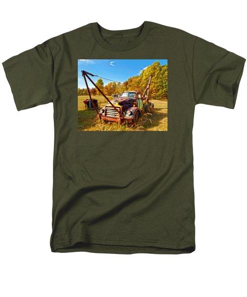 1950 Gmc Truck Men's T-Shirt  (Regular Fit)