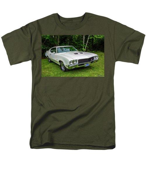 1971 Buick Skylark Gs Men's T-Shirt  (Regular Fit) by Ken Morris