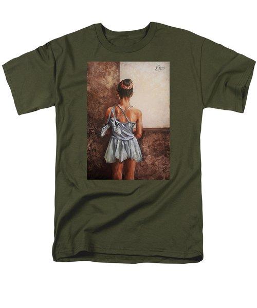 Bailarina Men's T-Shirt  (Regular Fit)