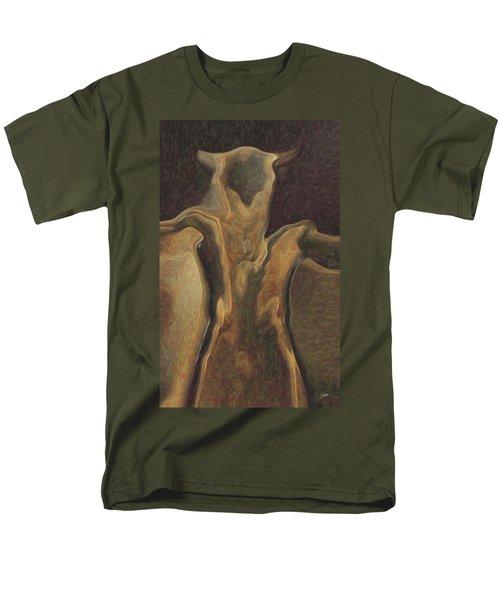 Minotaur  Men's T-Shirt  (Regular Fit) by Quim Abella