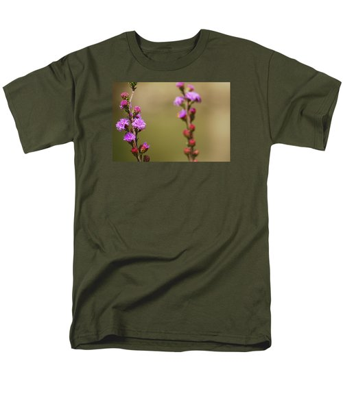 Men's T-Shirt  (Regular Fit) featuring the photograph Mirror Image by Ramona Whiteaker
