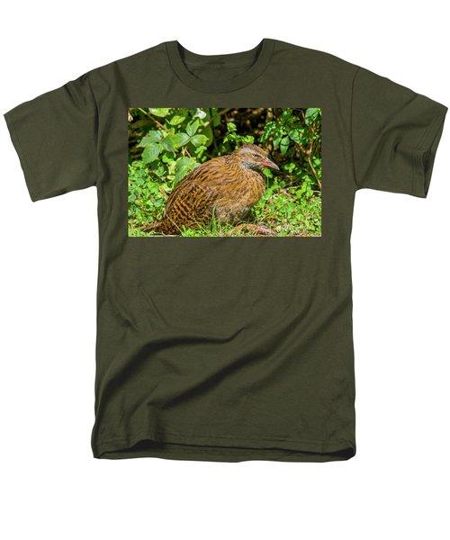 Weka Men's T-Shirt  (Regular Fit) by Patricia Hofmeester