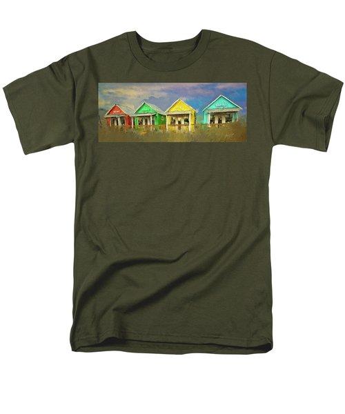 4 Of A Kind Men's T-Shirt  (Regular Fit)