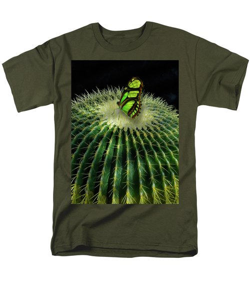 Men's T-Shirt  (Regular Fit) featuring the photograph 4409 by Peter Holme III