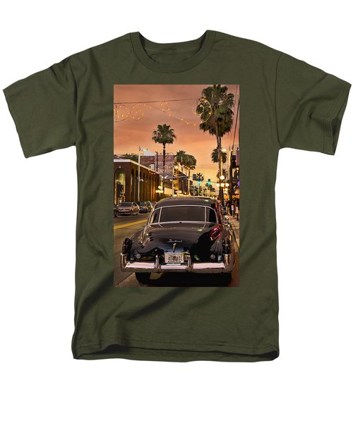 Men's T-Shirt  (Regular Fit) featuring the photograph 48 Cadi by Steven Sparks