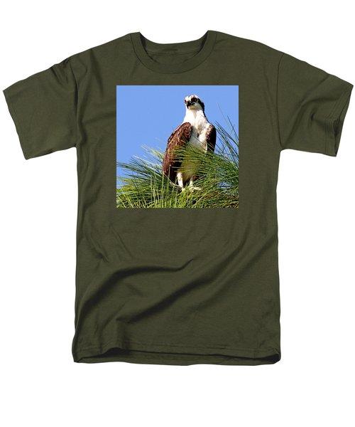Osprey Men's T-Shirt  (Regular Fit)