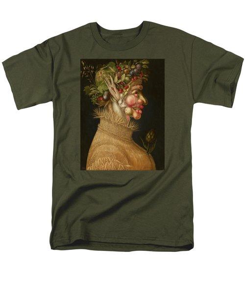 Summer Men's T-Shirt  (Regular Fit) by Giuseppe Arcimboldo