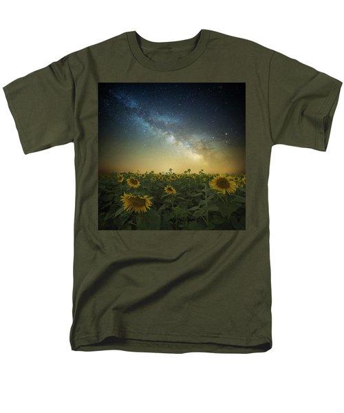 A Billion Suns Men's T-Shirt  (Regular Fit) by Aaron J Groen