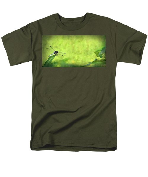 Men's T-Shirt  (Regular Fit) featuring the photograph A Day In The Swamp by Mark Fuller