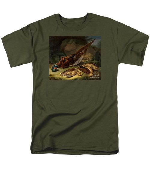 A Dead Pheasant Men's T-Shirt  (Regular Fit) by MotionAge Designs